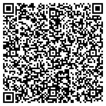 QR-код с контактной информацией организации ТЕХНОТОРГОВЫЙ ЦЕНТР РУДИН