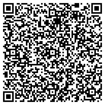 QR-код с контактной информацией организации ВЕТЕРИНАРНАЯ ПОЛИКЛИНИКА