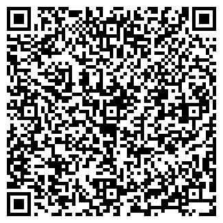 QR-код с контактной информацией организации ООО КРОН
