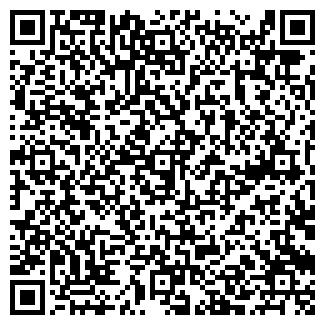 QR-код с контактной информацией организации ОРТ УНИВЕРСАЛ, ОАО
