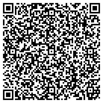 QR-код с контактной информацией организации МАГАЗИН ВСЕ НА СВЕТЕ
