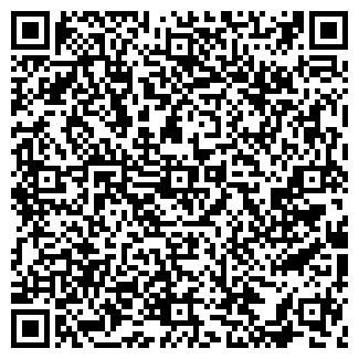 QR-код с контактной информацией организации ПОВОДЫРЬ, ТГООН