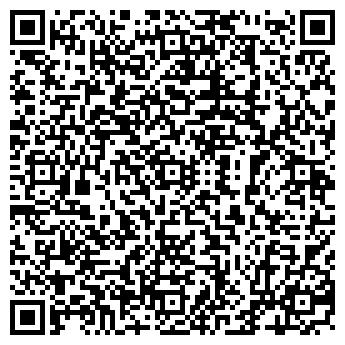 QR-код с контактной информацией организации ПРОДУКТЫ, МАГАЗИН № 83