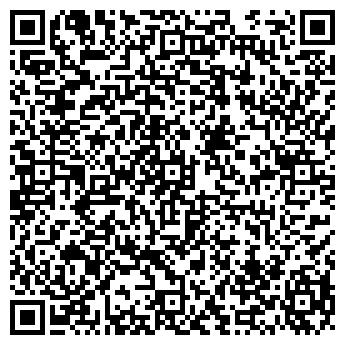 QR-код с контактной информацией организации БИБЛИОТЕКА ИМ. ДРОЖЖИНА