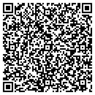 QR-код с контактной информацией организации АРИЕС, ИЧП