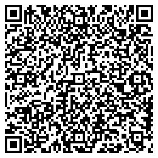 QR-код с контактной информацией организации СПАС, ЗАО