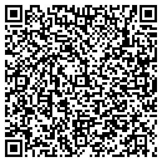 QR-код с контактной информацией организации АРБАЛЕТ ЧОП