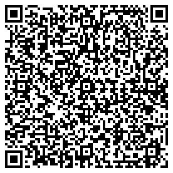 QR-код с контактной информацией организации ДЕТСКИЙ УНИВЕРМАГ ЗАО