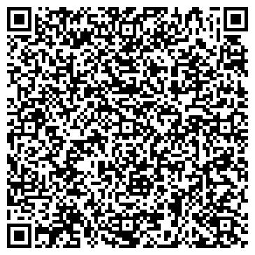 QR-код с контактной информацией организации ИП «Детский клуб Буракова»