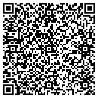QR-код с контактной информацией организации ОКНА ДВЕРИ
