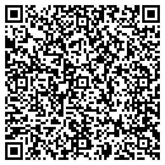 QR-код с контактной информацией организации ДЕТСКИЙ ФОНД МИРА