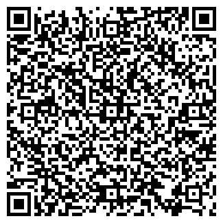 QR-код с контактной информацией организации АЗАНОВ О.В., ИП