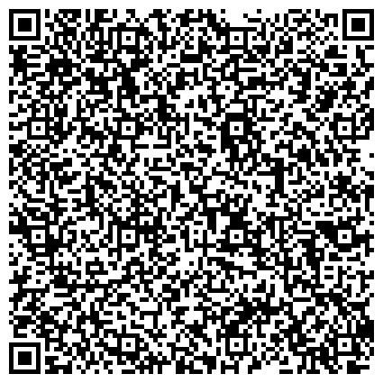 QR-код с контактной информацией организации ФБУЗ «Центр гигиены и эпидемиологии в Ярославской области в Угличском муниципальном районе»