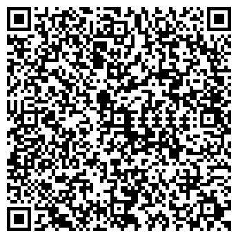 QR-код с контактной информацией организации РУСЬ ТОРГОВЫЙ ДОМ