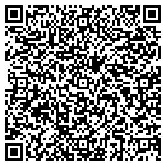 QR-код с контактной информацией организации ООО КРОНА