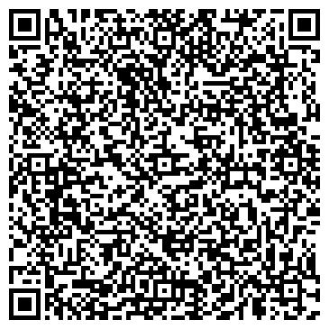 QR-код с контактной информацией организации ПРОЕКТИРОВАНИЕ И СТРОИТЕЛЬСТВО ДОМОВ