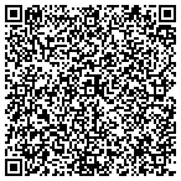 QR-код с контактной информацией организации ТОВАРЫ БЫТА МАГАЗИН ВЕГА-35