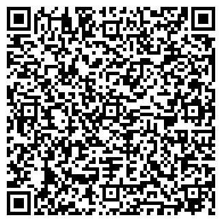 QR-код с контактной информацией организации CAFE COTON