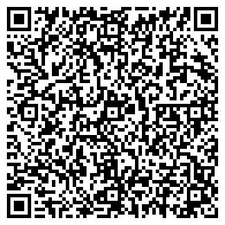 QR-код с контактной информацией организации ЮНОНА МАГАЗИН