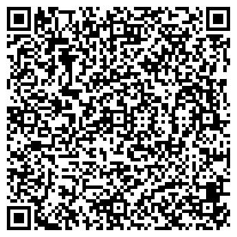 QR-код с контактной информацией организации ЛАК-МАРКЕТ ПМК