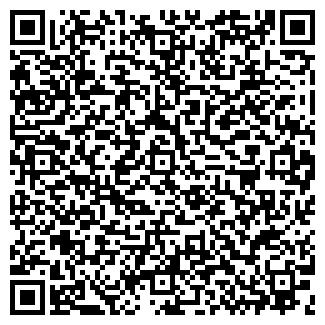 QR-код с контактной информацией организации АЛЬБИОН ТД