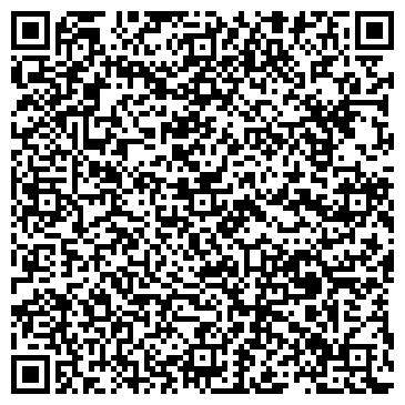 QR-код с контактной информацией организации ТЕХНИЧЕСКИХ ТКАНЕЙ ФАБРИКИ ОБЩЕЖИТИЕ