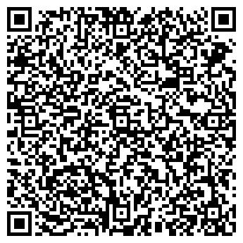 QR-код с контактной информацией организации РОМАШКА МАГАЗИН