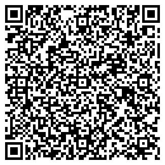 QR-код с контактной информацией организации ООО КОГОРТА