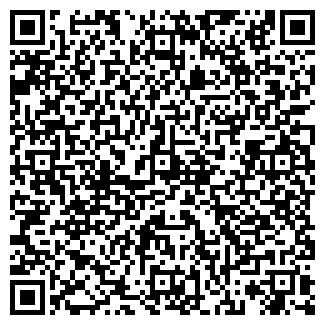 QR-код с контактной информацией организации ООО ЛАММА