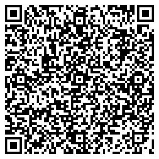 QR-код с контактной информацией организации ООО ЭДВАНС