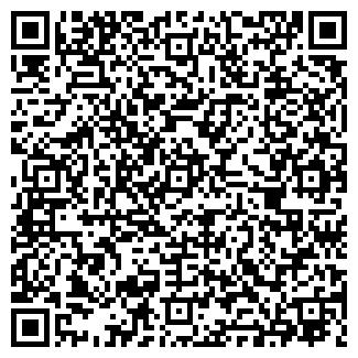 QR-код с контактной информацией организации ООО ОКНА РОСТА