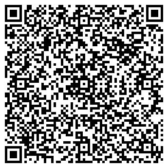 QR-код с контактной информацией организации ДИЗАЙН-БАГЕТ