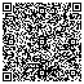 QR-код с контактной информацией организации DOUBLE HORIZON