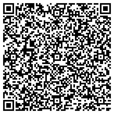 QR-код с контактной информацией организации ЗЕРКАЛЬНЫЙ МИР ДИЗАЙН-СТУДИЯ