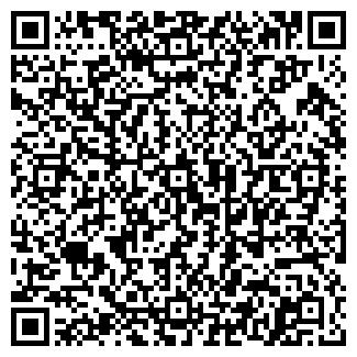 QR-код с контактной информацией организации БРИК-М ИСП