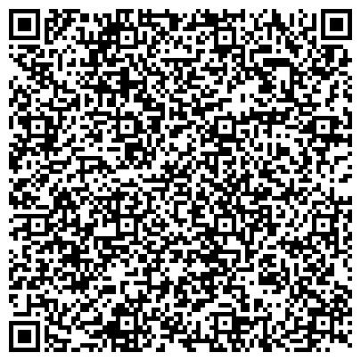 QR-код с контактной информацией организации Отдел военного комиссариата ЧР по городу Алатырь и Алатырскому району
