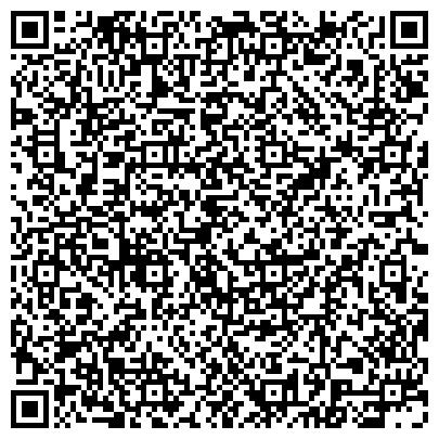 QR-код с контактной информацией организации Отдел военного комиссариата ЧР по Батыревскому и Шемуршинскому районам