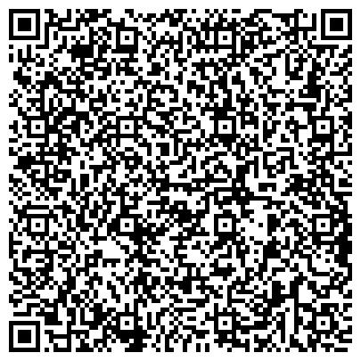 QR-код с контактной информацией организации Центр обеспечения действий по гражданской обороне и чрезвычайным ситуациям