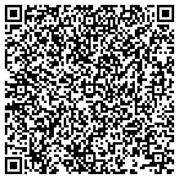 QR-код с контактной информацией организации ЧАЙКА ДЕТСКИЙ КЛУБ ОТ ДЗЕРЖИНСКОГО РОО