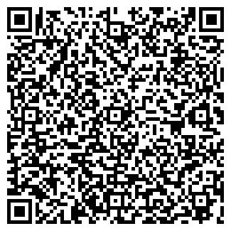 QR-код с контактной информацией организации АБРИС КЛУБ