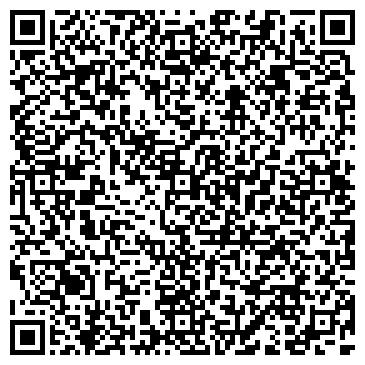 QR-код с контактной информацией организации ПАРКОВО ЧАСТНАЯ ШКОЛА ВЕРХОВОЙ ЕЗДЫ