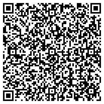 QR-код с контактной информацией организации № 13 СПОРТИВНАЯ ШКОЛА