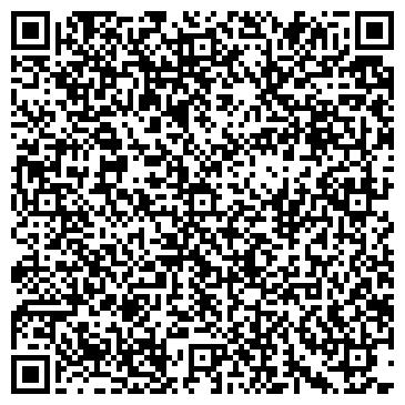 QR-код с контактной информацией организации ЛЫЖНАЯ ШКОЛА СТАДИОНА ЛОКОМОТИВ