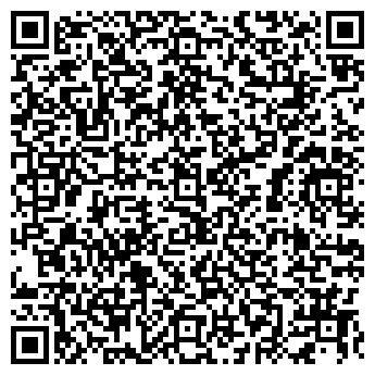 QR-код с контактной информацией организации ФЕДЕРАЦИЯ ХОККЕЯ
