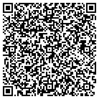 QR-код с контактной информацией организации ГАЛАКТИКА ИТ
