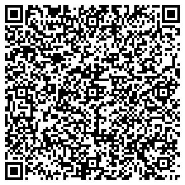 QR-код с контактной информацией организации ООО ЕВРОПА ПЛЮС