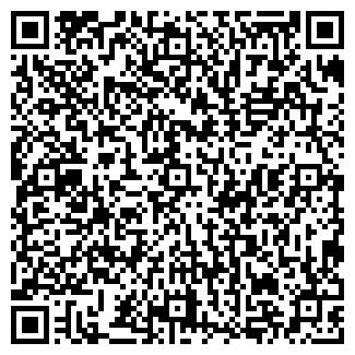 QR-код с контактной информацией организации ОАО ВОЛГА