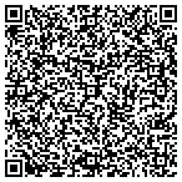 QR-код с контактной информацией организации БАНК ЦЕНТРАЛЬНЫЙ ОВК ФИЛИАЛ