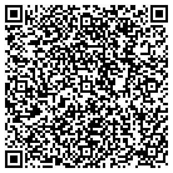 QR-код с контактной информацией организации ЛЕФКО-БАНК АКБ ФИЛИАЛ