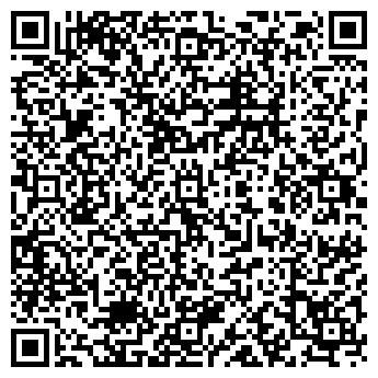 QR-код с контактной информацией организации МЕНАТЕП СПБ АКБ ФИЛИАЛ
